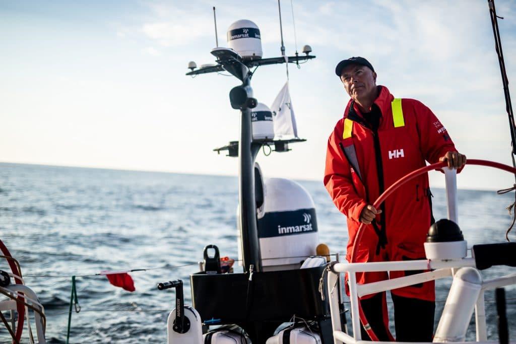 Bouwe Bekking schipper Sailing Poland