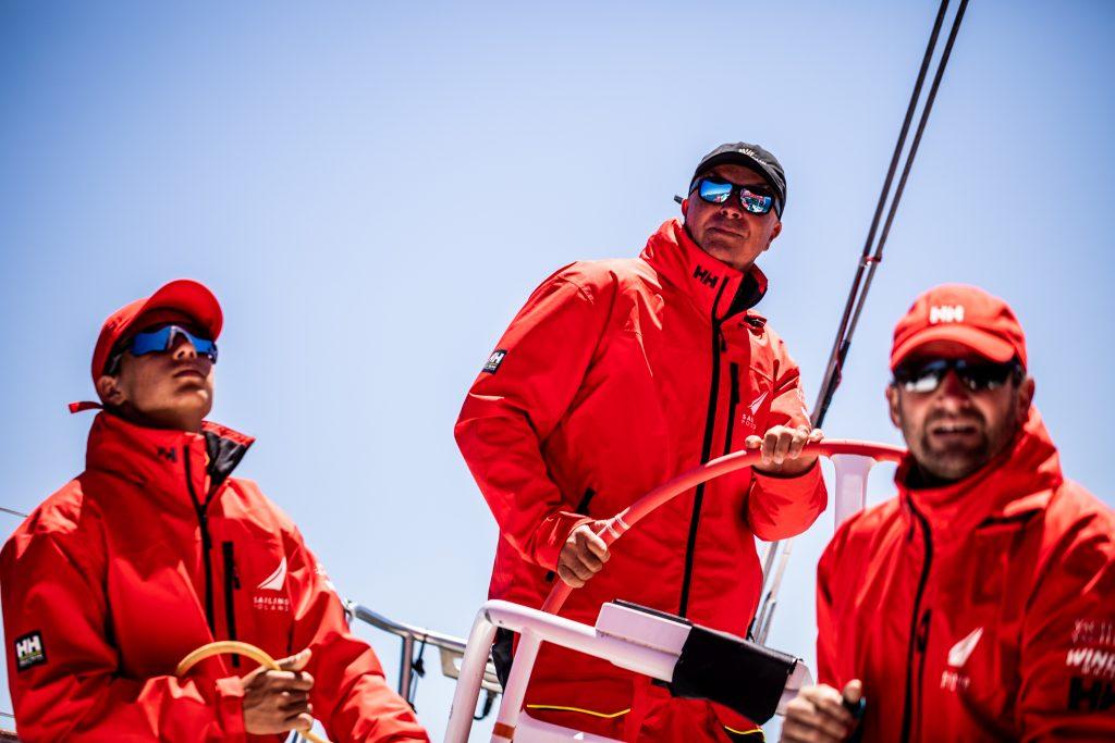 Bouwe Bekking Sailing Poland