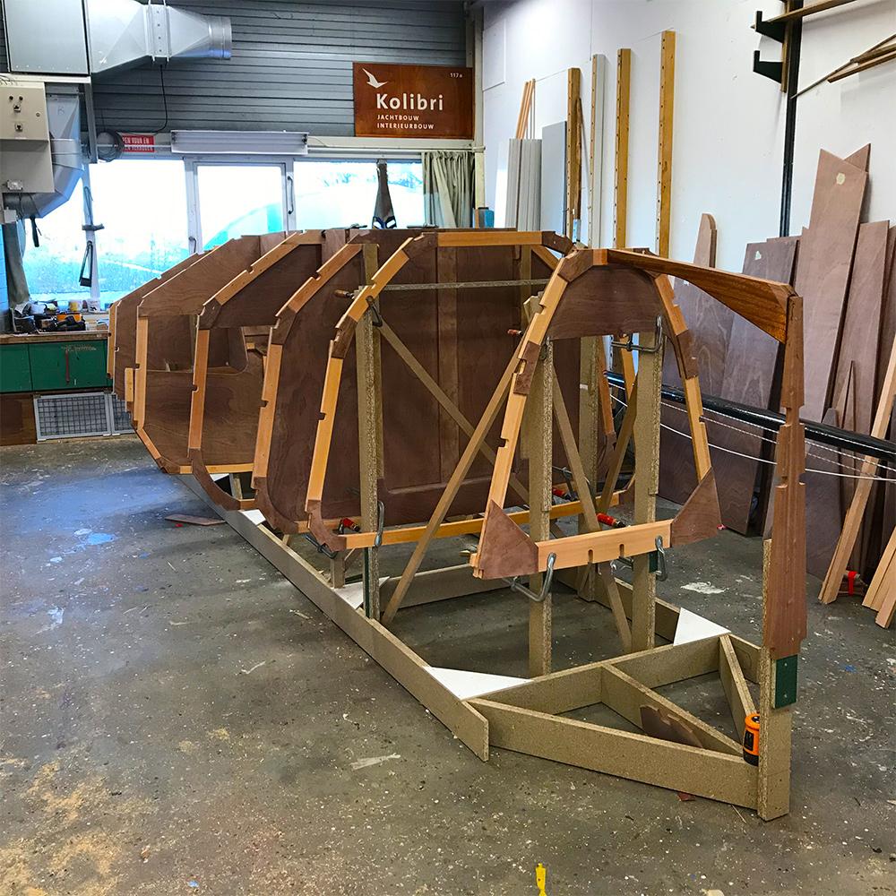 Kolibri Jachtbouw Class Globe 5.80
