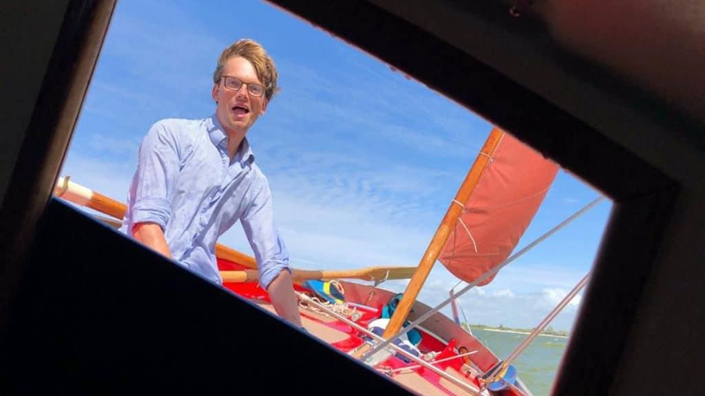 Victor Vandersmissen Pride of the Fleet lagerwal