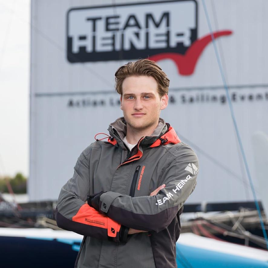 Christopher Bol Team Heiner Talent