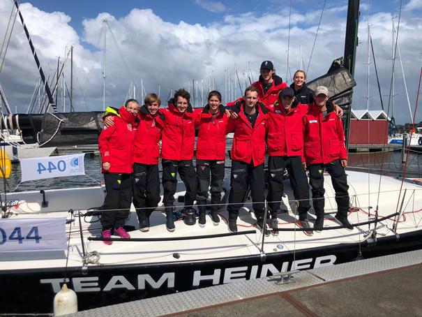 Team Heiner Talents 24 Uurs Zeilrace