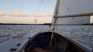 Noorderplassen vanuit de boot