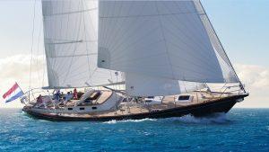 Hutting Yachts open dag