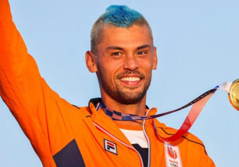 Kiran Badloe goud Olympische Spelen