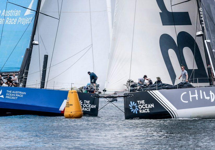 Nederlanders in The Ocean Race Europe