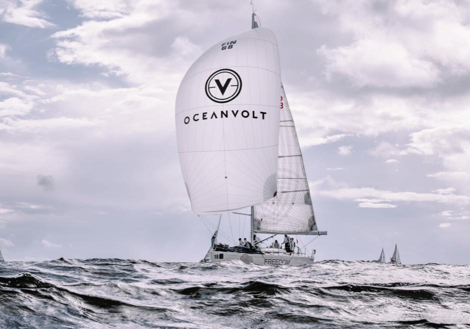 Oceanvolt - Elektrisch varen