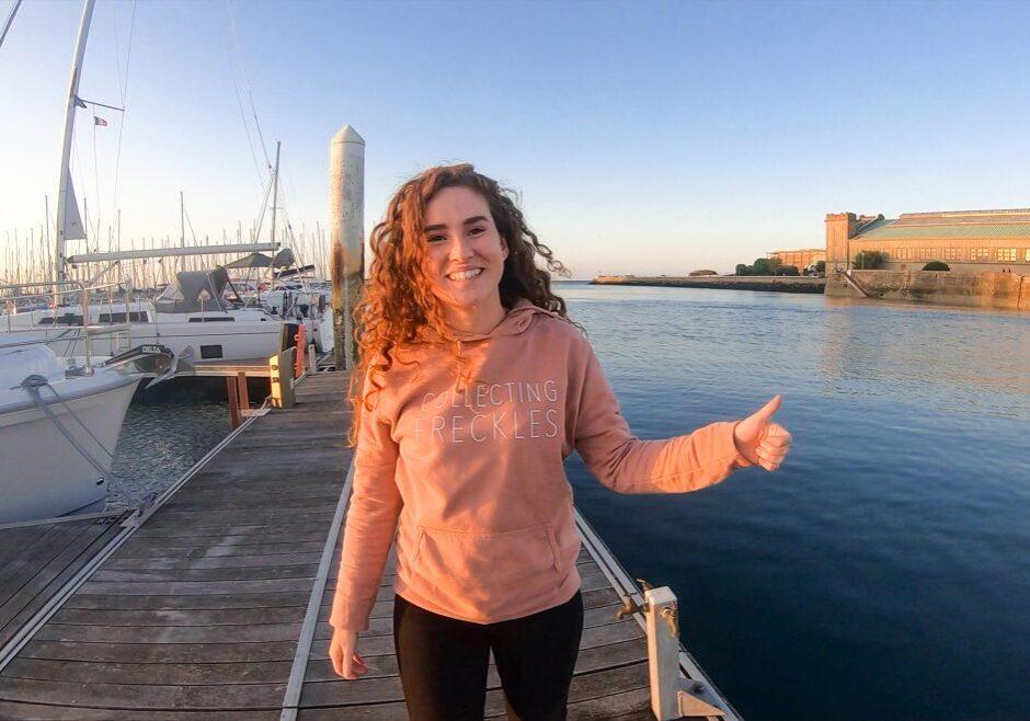 Sanni Muller gaat rond de wereld zonder eigen zeilboot