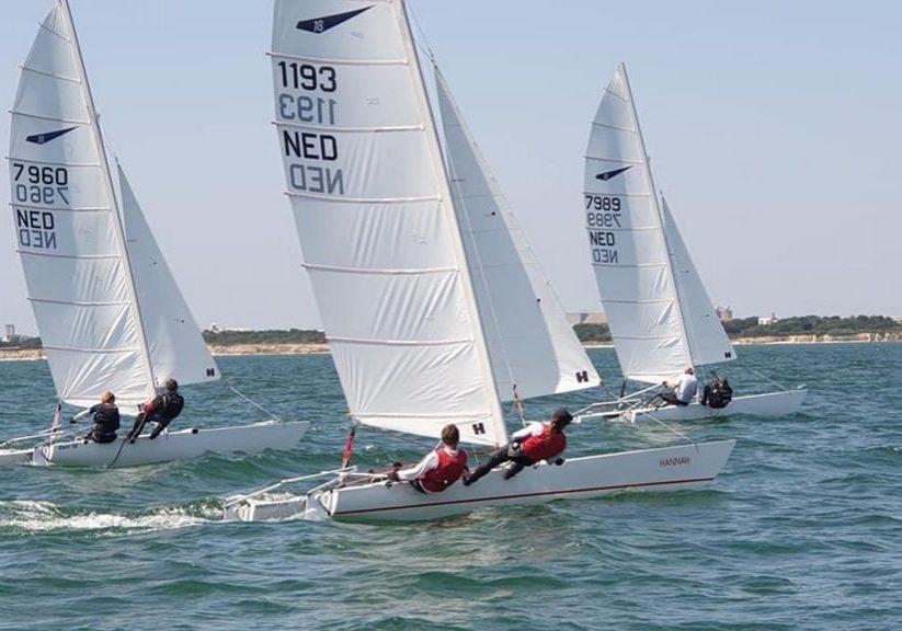 WK Dart 18 La Rochelle